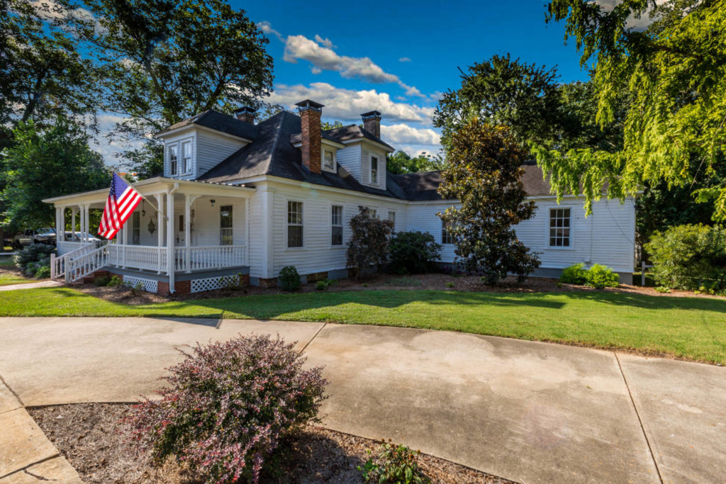 Morris-Burns House, Rutledge