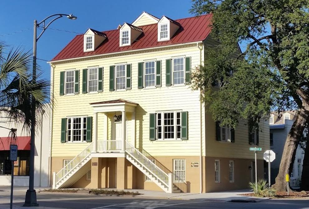 Berrien House