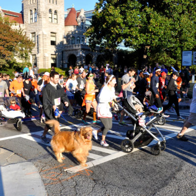 Rhodes Race at the Haunted Castle 5K