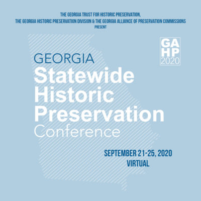 Virtual Statewide Historic Preservation Conference