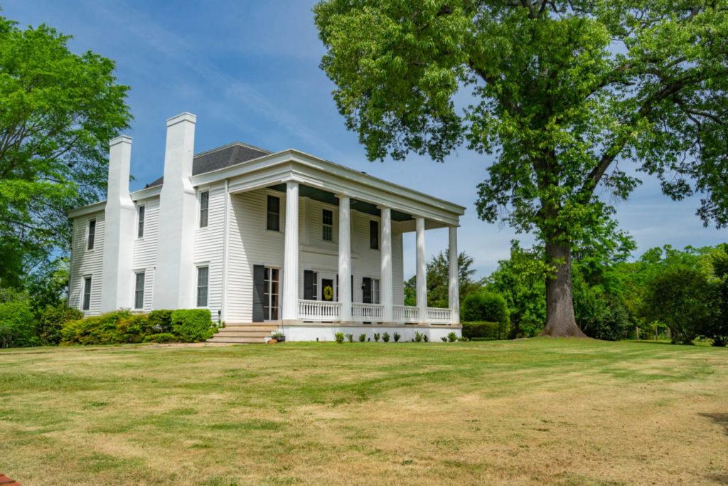 Wilkes-Stephens-Willingham Home, c. 1952