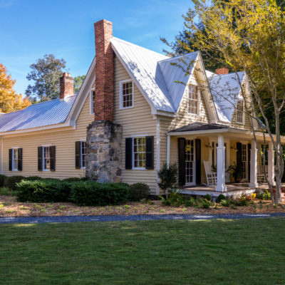 Historic Properties List - The Georgia Trust