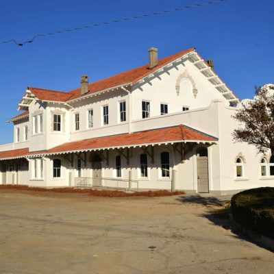AB&A Historic Train Depot
