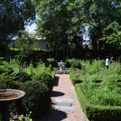 Spring Stoll of Macon Houses and Gardens