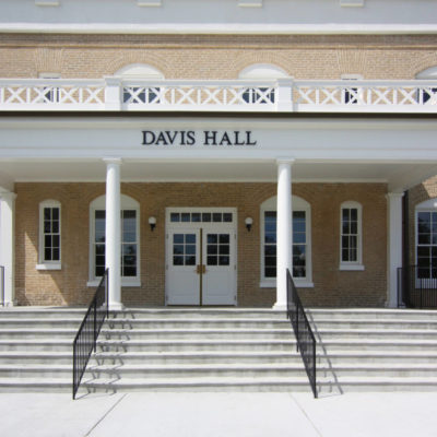 Davis Hall, South Georgia State College