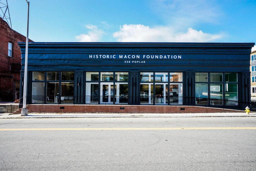 Historic Macon Foundation Headquarters