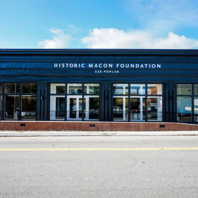 Historic Macon Foundation Headquarters