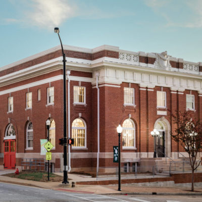 Griffin Historic City Hall