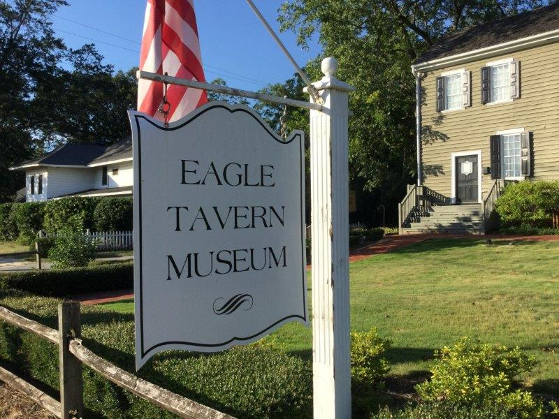 Oconee County Board of Commissioners/Eagle Tavern Museum