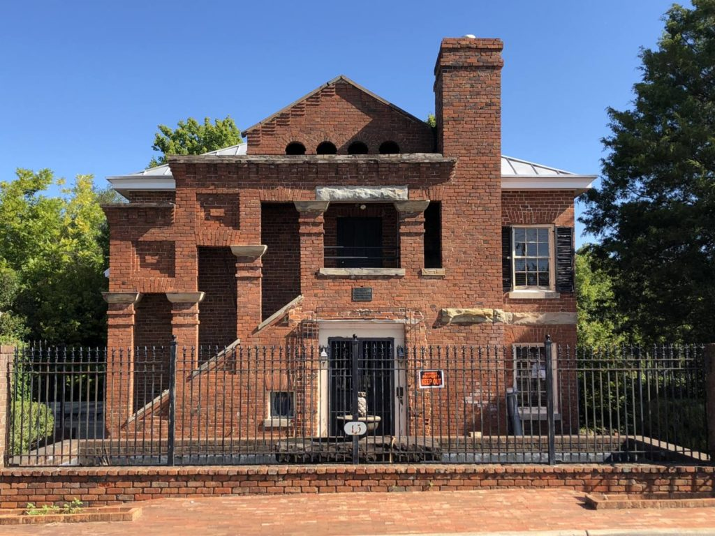 Old Wilkes County Jail