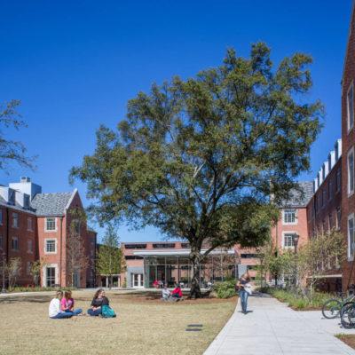 Glenn and Towers Residence Halls