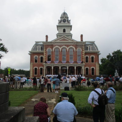 Hancock County Courthouse