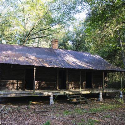 John Rountree Log House