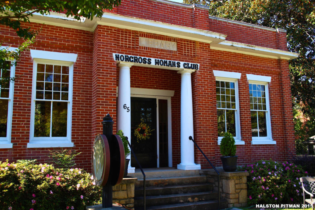 Norcross Woman's Club Old Library
