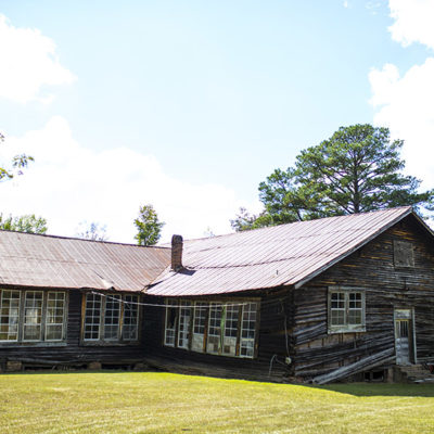 Springfield Log Cabin School